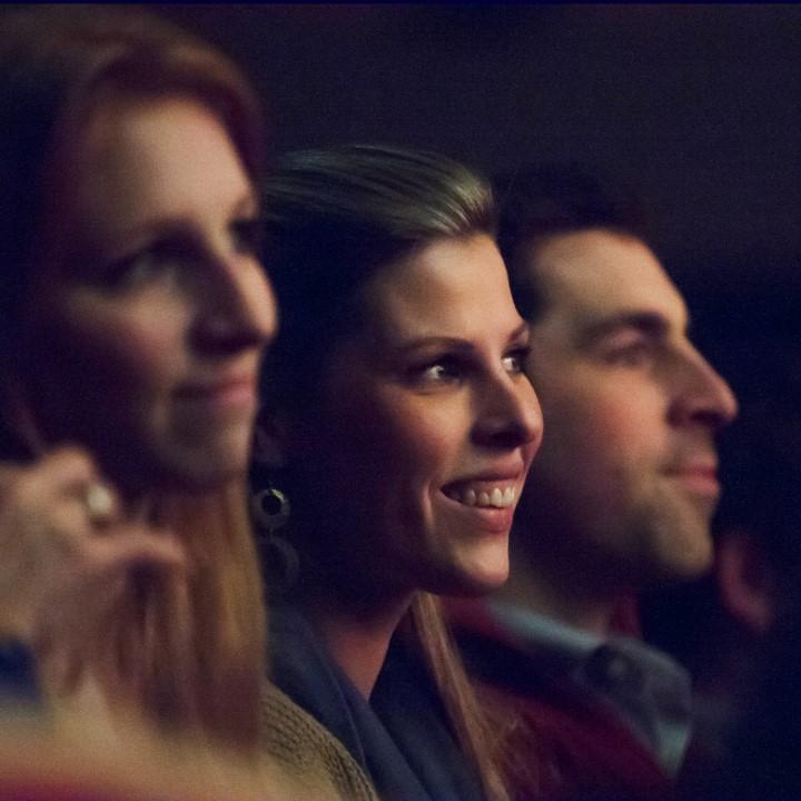 Audience photo