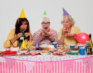 Grumpy Old Women: Fifty Shades of Beige