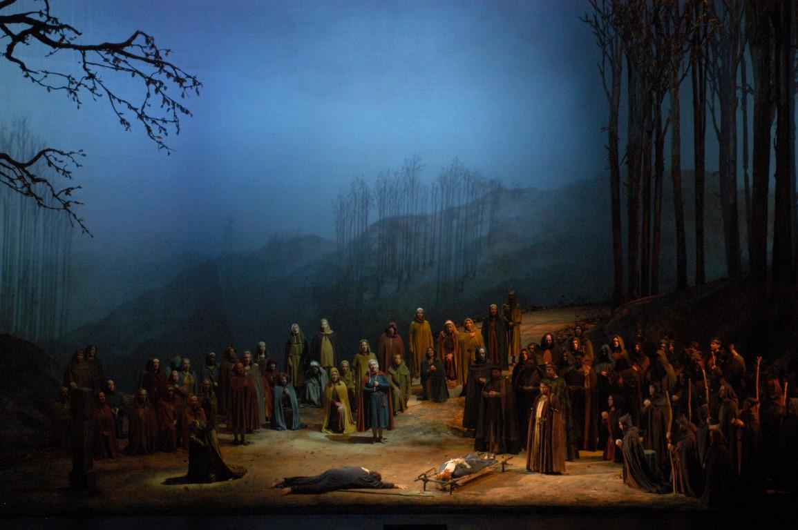 Met Opera Live Tannh 228 User Wagner Warwick Arts Centre