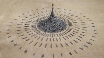 PARKER, Cornelia, Fleeting Monument, 1985 (Medium).jpg