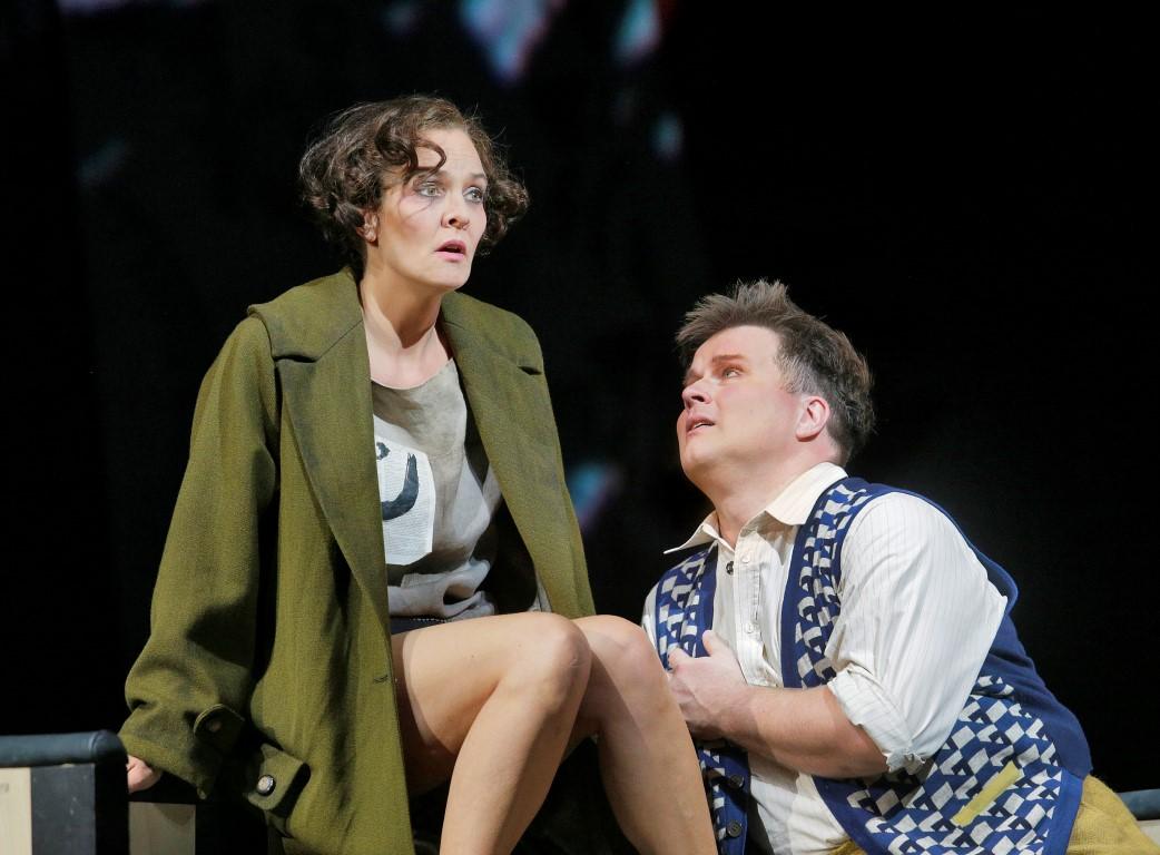 Met Opera Live: Lulu (Berg) - Warwick Arts Centre