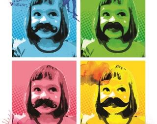 Molly's Marvelous Moustache