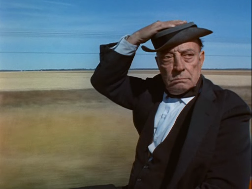 Image result for buster keaton in 1966
