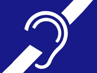 Hard of Hearing Symbol