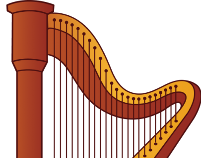 Spring Family Day 2014 Harp