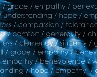 The Language of Kindness publicity shot