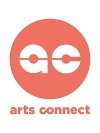 Arts Connect logo_Peach Circle_CMYK.jpg