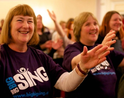 The Big Big Sing Workshop