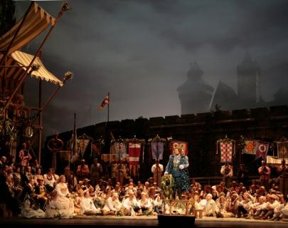 Met Opera Live: Die Meistersinger von Nürnberg