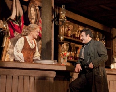 Met Opera Summer Encore: La Fanciulla del West
