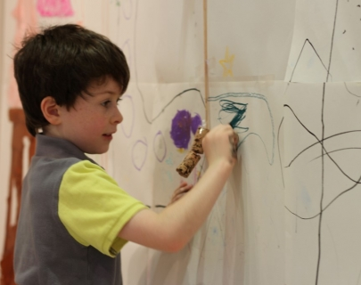 Drawing Fortnight in Warwick Arts Centre