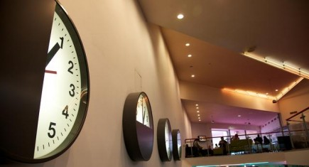 Clocks Interior