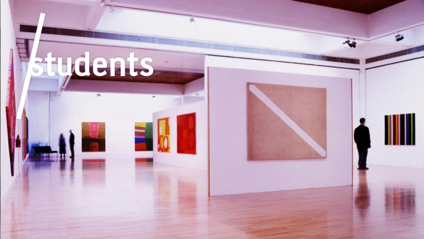 Mead Gallery Stewards