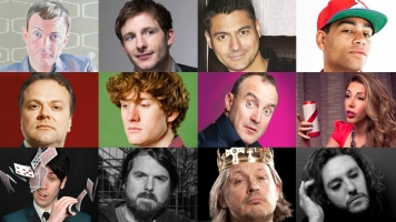 Introducing the rising comedy stars