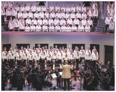 Midlands Voice Choir and Orchestra