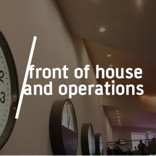 Front of House and Operations