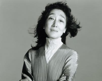 Mitsuko Uchida. Image credit: Richard Avedon