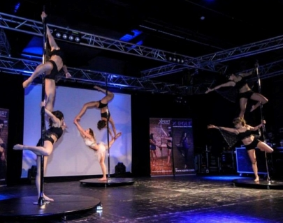 Inter University Pole Dance Competition 2016