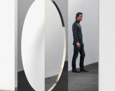 Jeppe Hein Geometric Mirror II, 2010