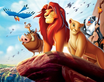 Family Film The Lion King