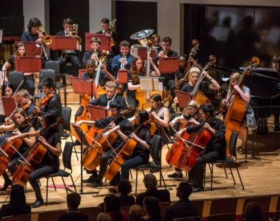 Two Orchestras: UK & USA