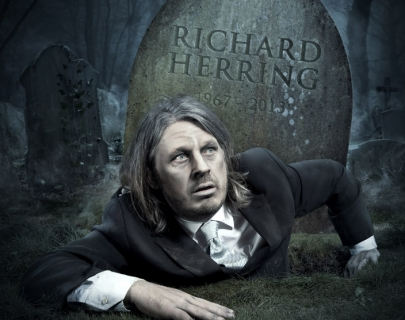 Richard Herring We're All Going to Die.jpg