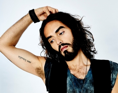 Russell Brand Messiah Complex