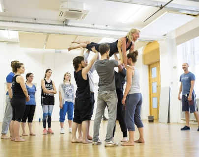 Frantic Assembly Masterclass