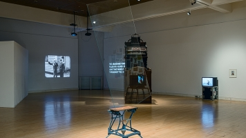 The World Turned Upside Down - Mead Gallery