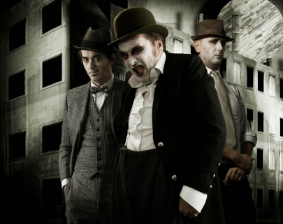 The Tiger Lillies: Lulu - A Murder Ballad
