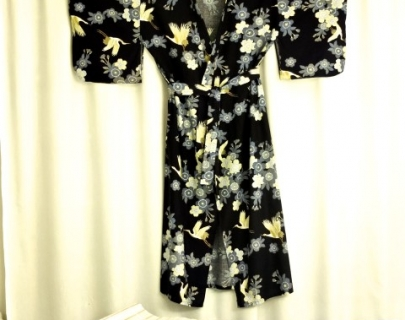Make an Authentic Style Japanese Kimono