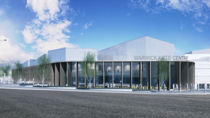 Warwick Arts Centre 2020