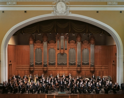 Tchaikovsky Symphony Orchestra of Moscow Radio