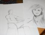 Mead Gallery Drawing Week