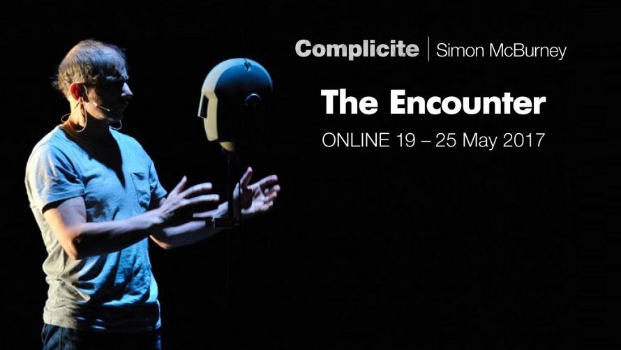 Complicite's The Encounter