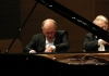 John Lill playing the piano