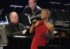 Claire Martin singing live on stage with BBC Big Band