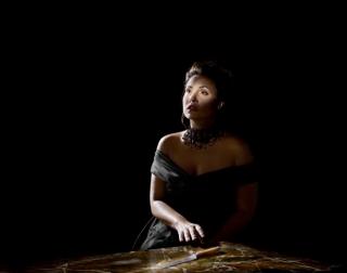 Soprano Sonya Yoncheva as Tosca