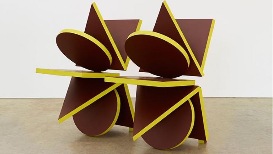 Phillip King, Point X, 1965. Arts Council Collection, Southbank Centre, London © the artist 2017 Photo: Anna Arca