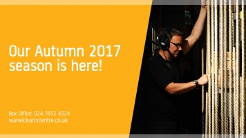 Autumn Brochure launch