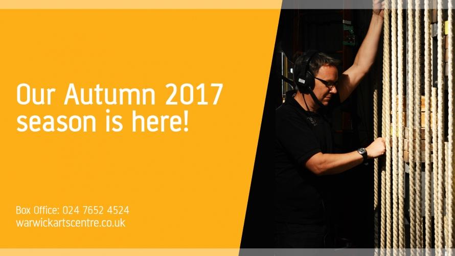 Autumn Brochure launch