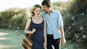 Before Midnight, one of John's films of 2013