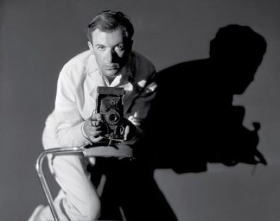 Photographer Cecil Beaton