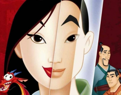 Disney Cartoon of Mulan