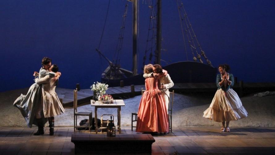 New Met Opera Live Shows