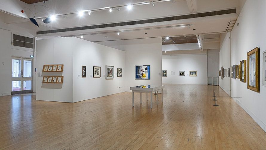 John Piper Exhibition