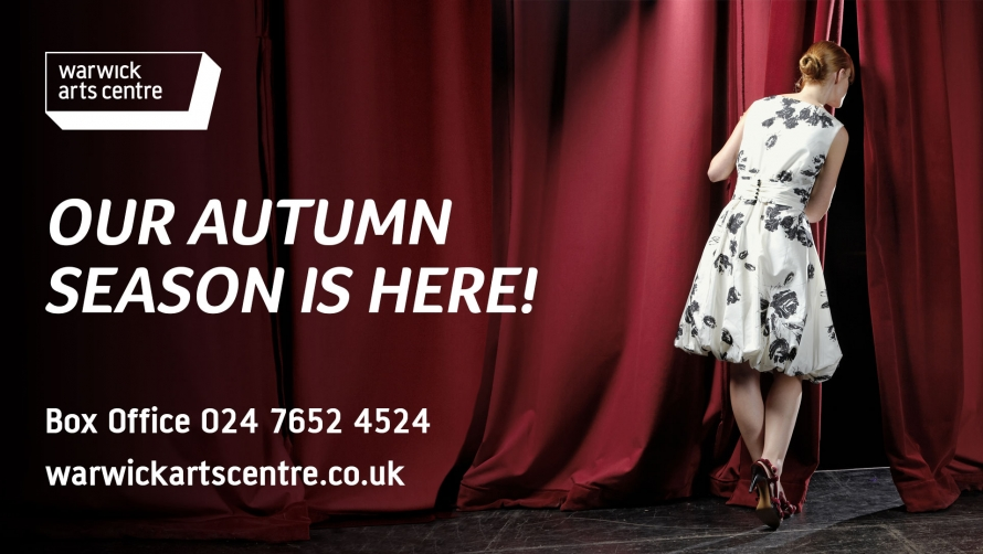 Our Autumn Season is Here!